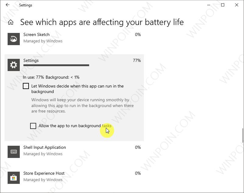 Cara Mengetahui Aplikasi yang Paling Boros Baterai di Windows 10 (3)