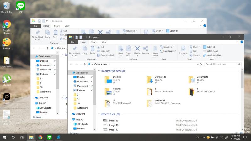 Cara Mengganti Warna Title Bar pada Jendela yang Tidak Aktif di Windows 10 (1)