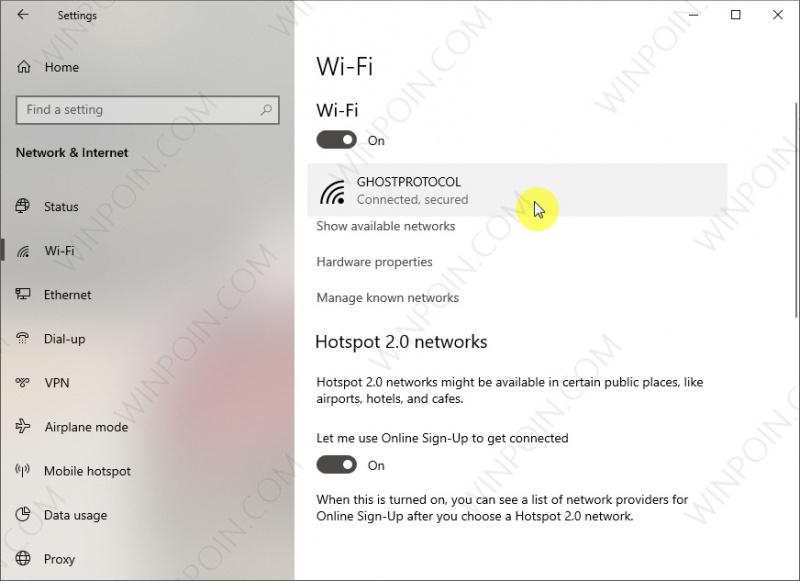 Cara Mengganti dari Jaringan Publik ke Private di Windows 10 (1)