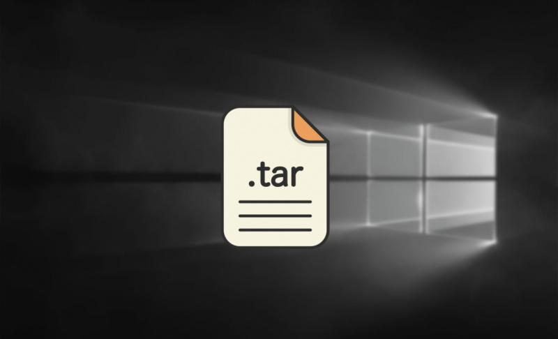 Cara Menggunakan Perintah Tar di Windows 10 (1)