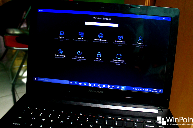 Cara Menghilangkan Tips dari Settings di Windows 10 (1)