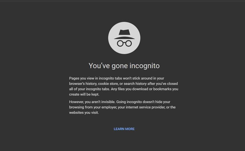 Cara Otomatis Membuka Website Tertentu pada Mode Incognito di Google Chrome