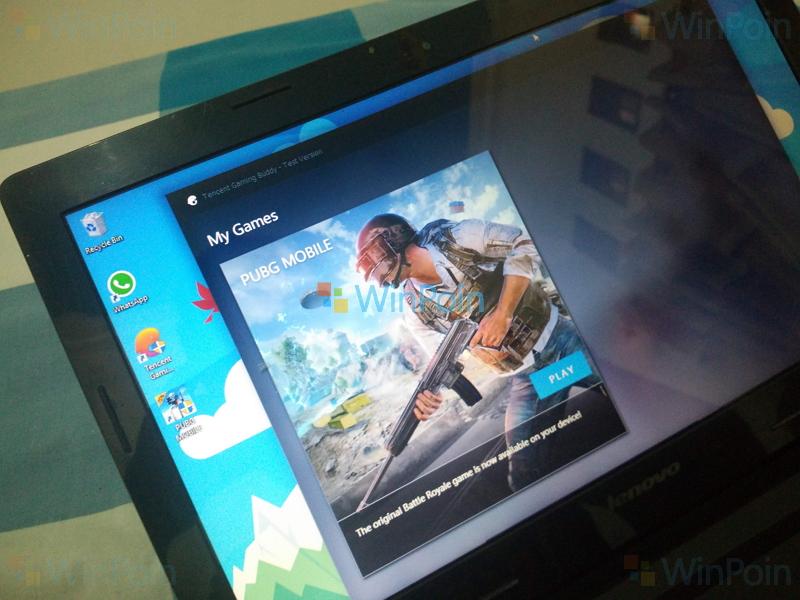 emulator game android di pc terbaik