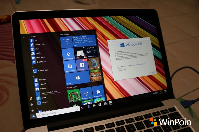 Update Windows 10 Selanjutnya Bernama October 2018 Update (1)