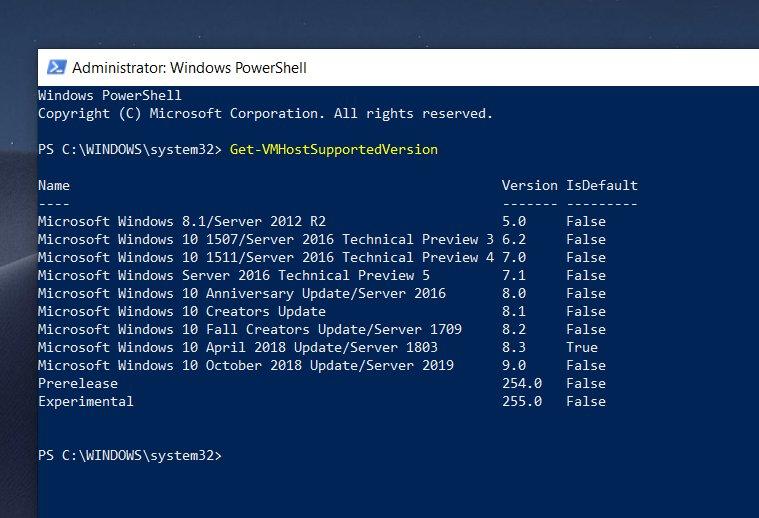 Update Windows 10 Selanjutnya Bernama October 2018 Update (2)