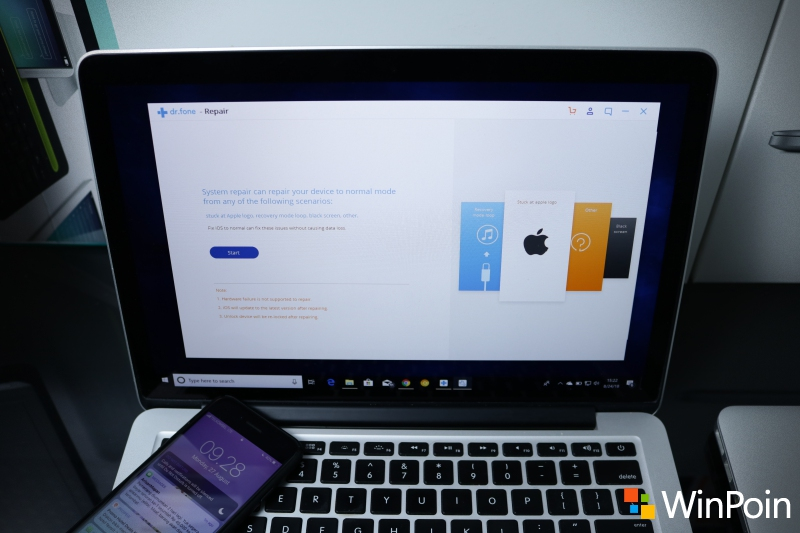 Cara Mengatasi iPhone Error 4013 Melalui Windows