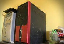 Bongkar PC Samsung Jadul Tahun 2000an