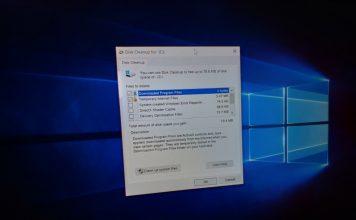 """RIP: Selamat Tinggal """"Disk Cleanup"""" Windows 10"""