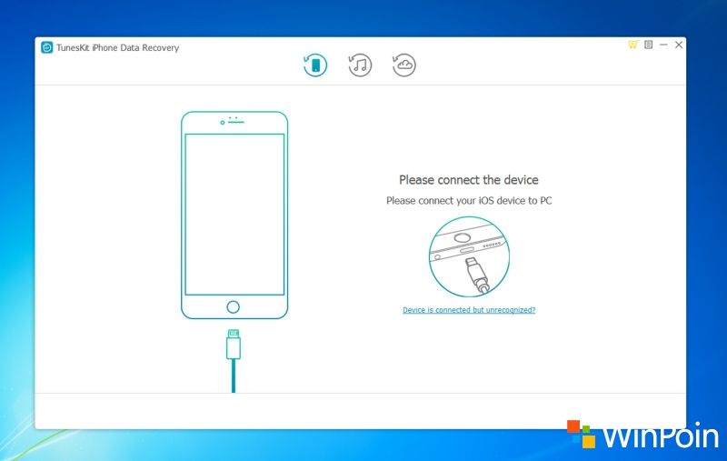 Review: Tuneskit iPhone Data Recovery untuk Windows