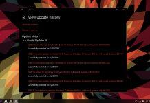 Cara Menghapus Windows Update History di Windows 10