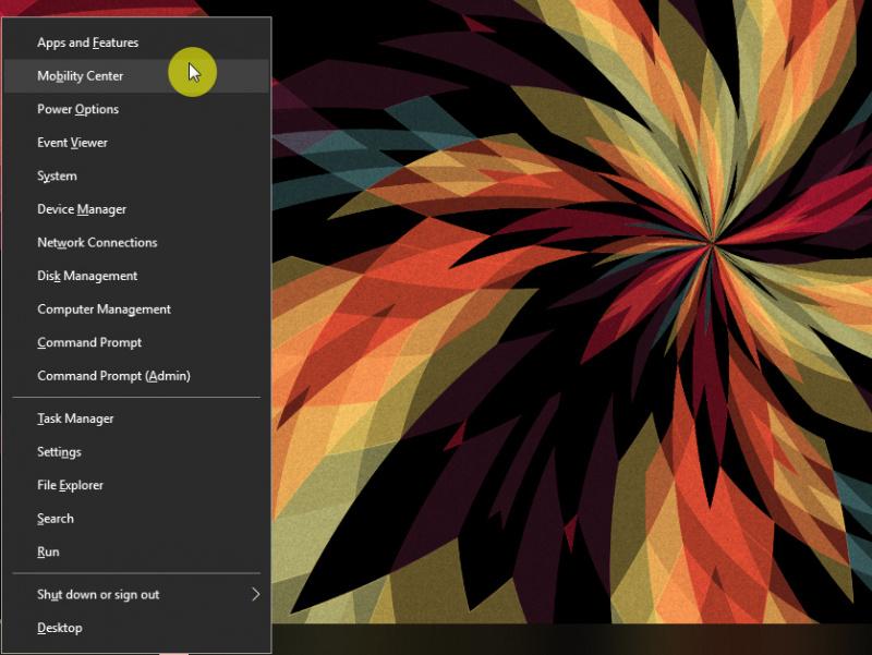 Cara Mengaktifkan Mode Presentasi di Windows 10