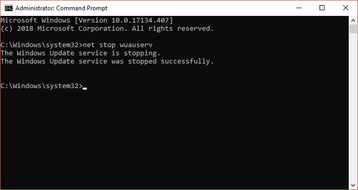 Cara Menghapus Update Pending di Windows 10