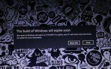 Cara Mengetahui Tanggal 'Kadarluarsa' Windows 10 Insider Preview