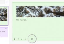 Sekarang Kamu dapat Menambahkan Gambar pada Sticky Notes versi Web