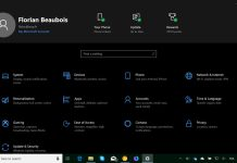 Microsoft Menguji Jenis Header Baru di Pengaturan Windows 10
