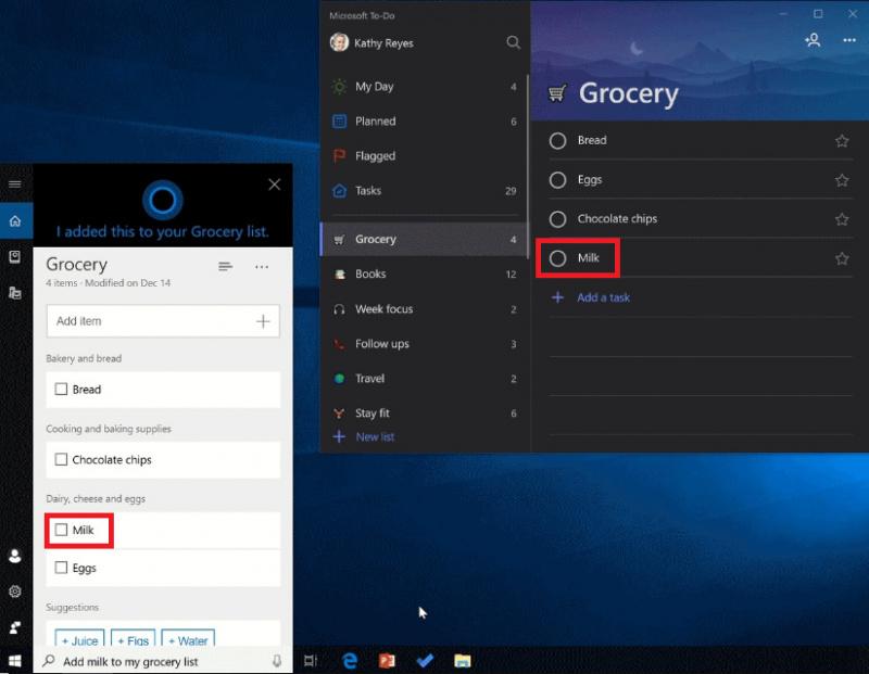 Sekarang Microsoft To-Do Bisa Terintegrasi di Cortana