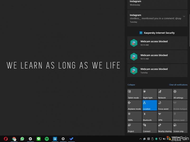 Update Windows 10 Selanjutnya Akan Membawa Peningkatan Actions Center