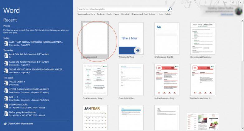 """Cara Mematikan Fitur """"Update"""" di Microsoft Office 2019"""