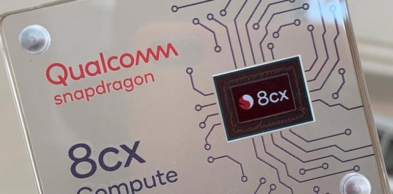 Snapdragon 8cx — Snapdragon PALING EXTREME Khusus untuk PC