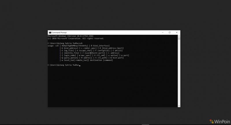 """Windows Server 2019 Akan Mendukung OpenSSH Secara """"Native"""""""