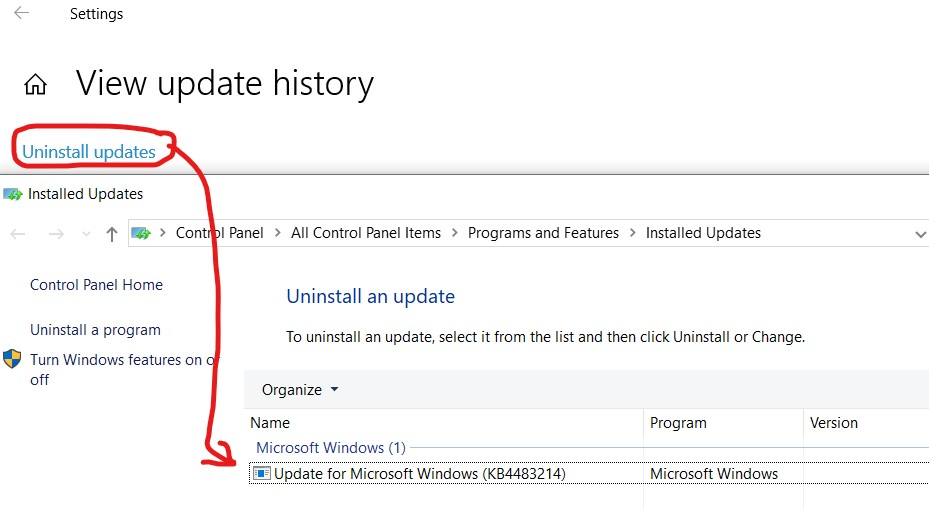 Cumulative Update Windows 10 18305.1003 (KB4483214) Merusak Windows Sandbox!