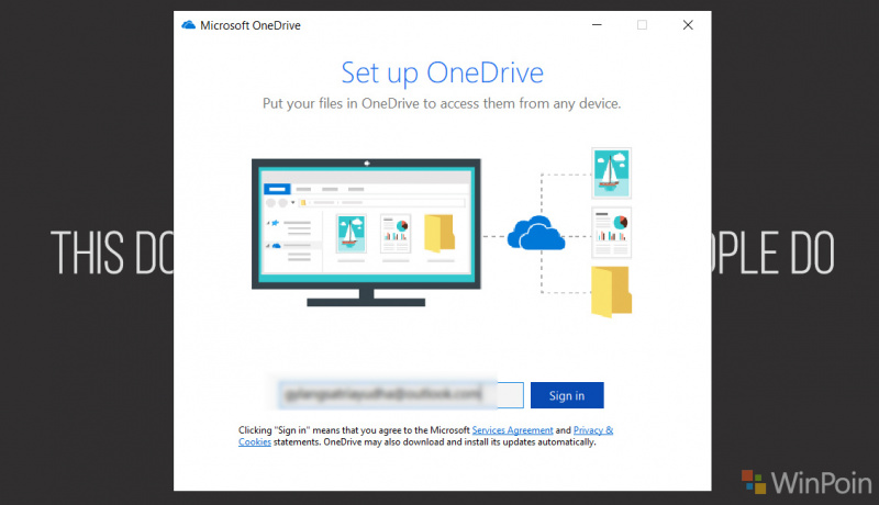 Cara Mengubah Lokasi Folder OneDrive di Windows 10