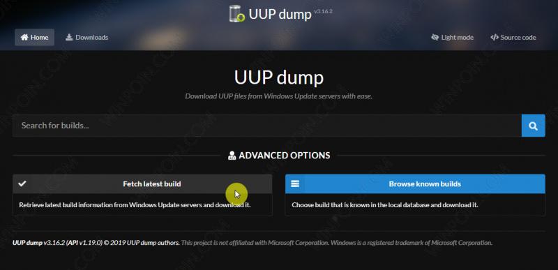 UUPDump – Download dan Buat ISO Windows 10 Lebih Mudah (1)