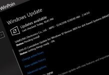 Update KB4476976 Windows 10 1809 Dirilis! - Membawa Dua Permasalahan.