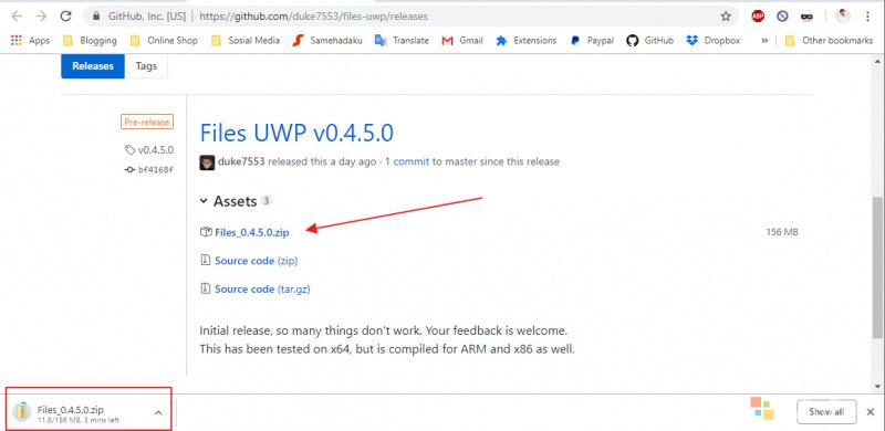 File Explorer UWP Pihak Ketiga Untuk Windows 10 Tersedia Untuk Didownload