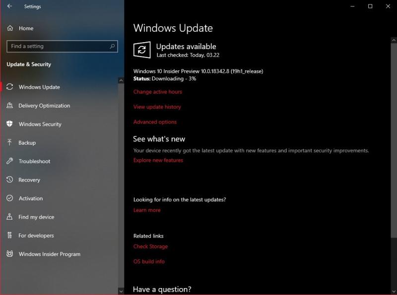 Microsoft Akhirnya Merilis Windows 10 1903 Untuk Insider Slow Ring!