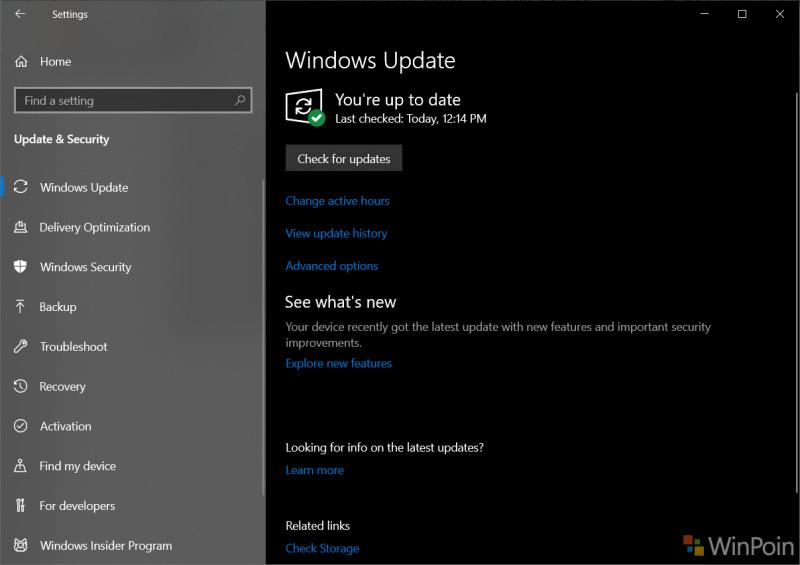 Penjelasan Microsoft Tentang Kenapa Windows Update Bermasalah Kemarin!