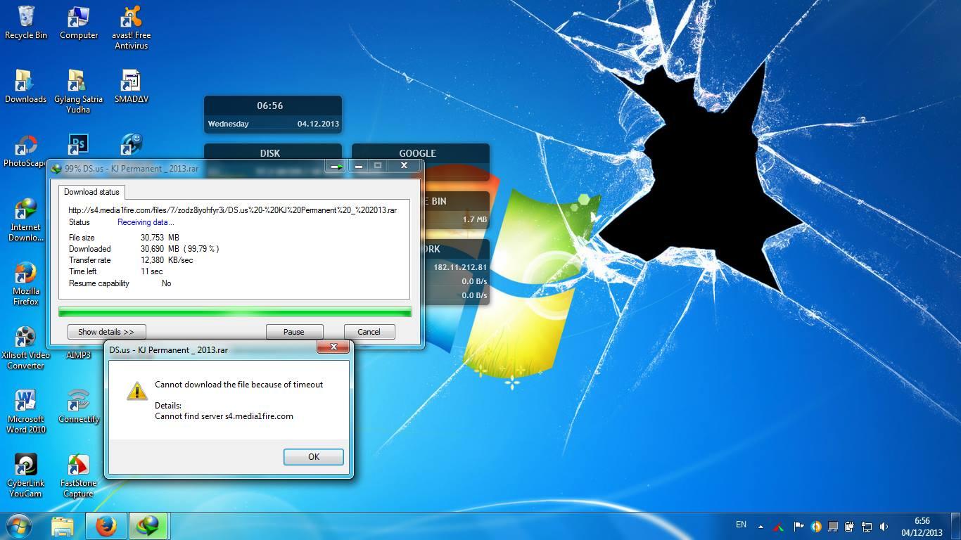 Apa Yang Terjadi Jika Windows 7 Dimatikan.
