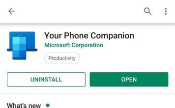 Aplikasi Your Phone Companion Mendapat Icon Baru Untuk Perangkat Android!