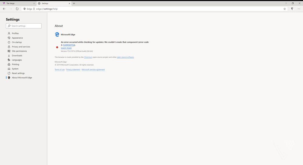 Bocor! Link Download Microsoft Edge Bebasis Chromium Sudah Tersedia!