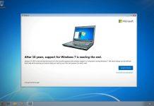 Microsoft Mulai Peringati Pengguna Windows 7!