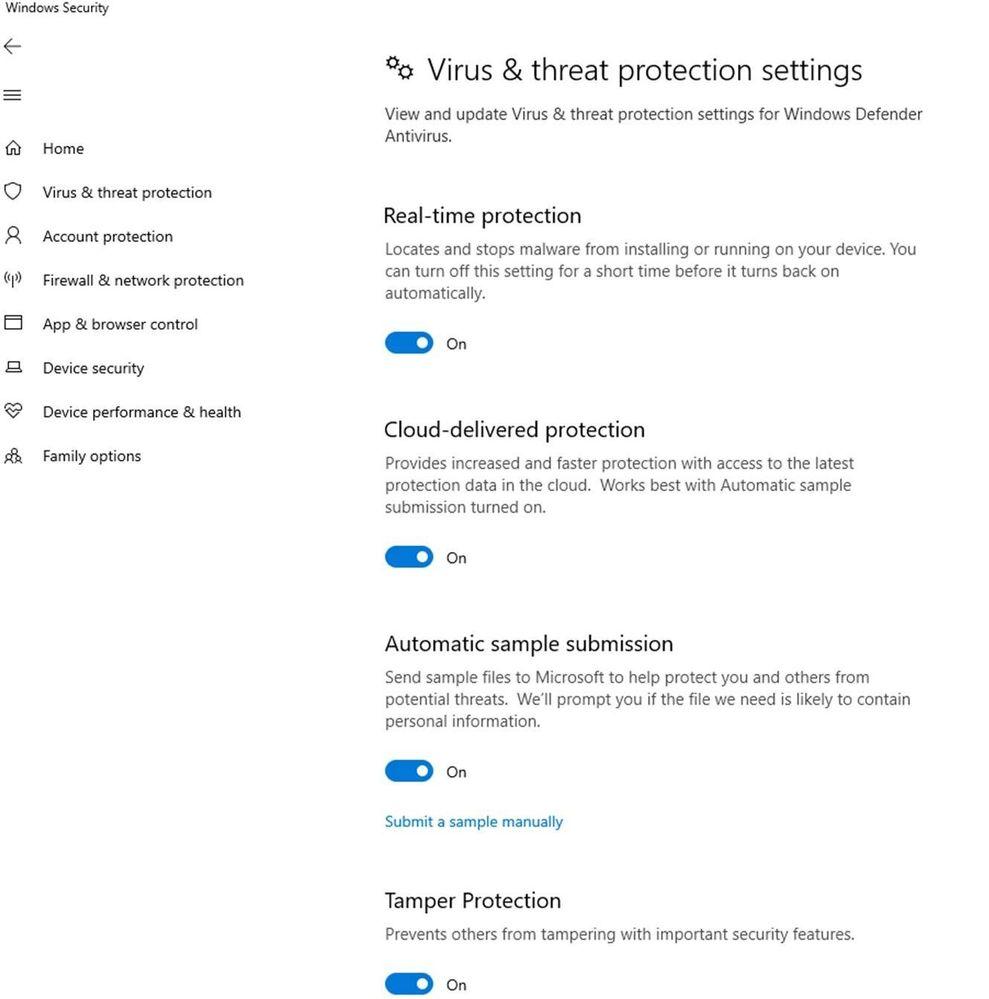 Microsoft Perkenalkan Tamper Protection di Windows Defender ATP! Apakah itu