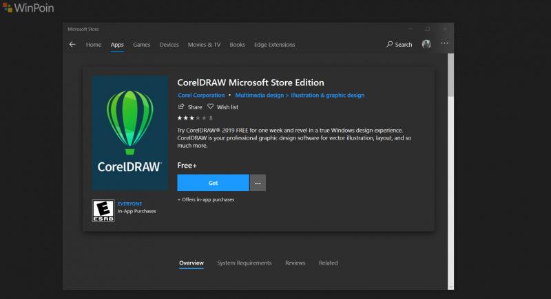 Microsoft Store Dapat Aplikasi Menggambar Baru! Apakah itu?...