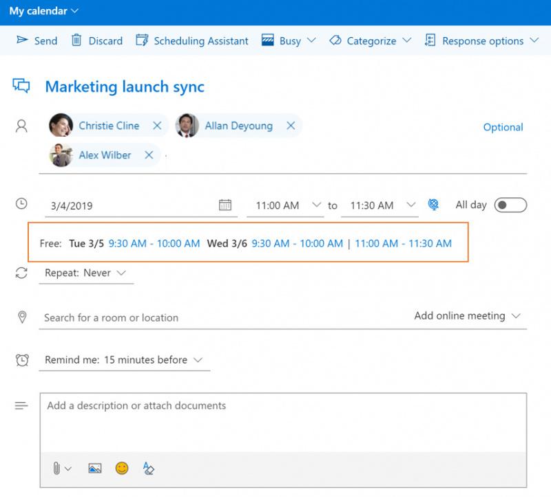Microsoft Umumkan Beberapa Fitur Baru di Aplikasi Email dan Kalender!
