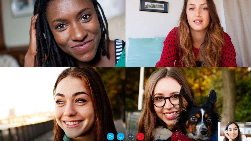 Wow! Skype Kini Bisa Tampung 50 Orang Dalam Satu Panggilan