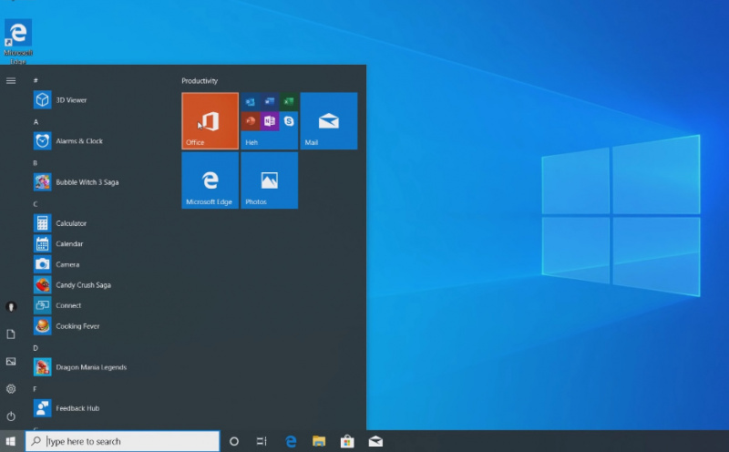 Windows 10 Build 18362 Menjadi Kandidat RTM 19H1?!