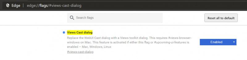 Cara Mengaktifkan Dukungan Chromecast di Microsoft Edge Berbasis Chromium!
