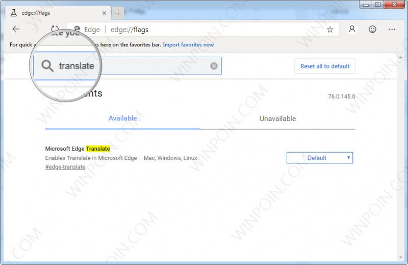 Cara Mengaktifkan Translate di Microsoft Edge Chromium (2)