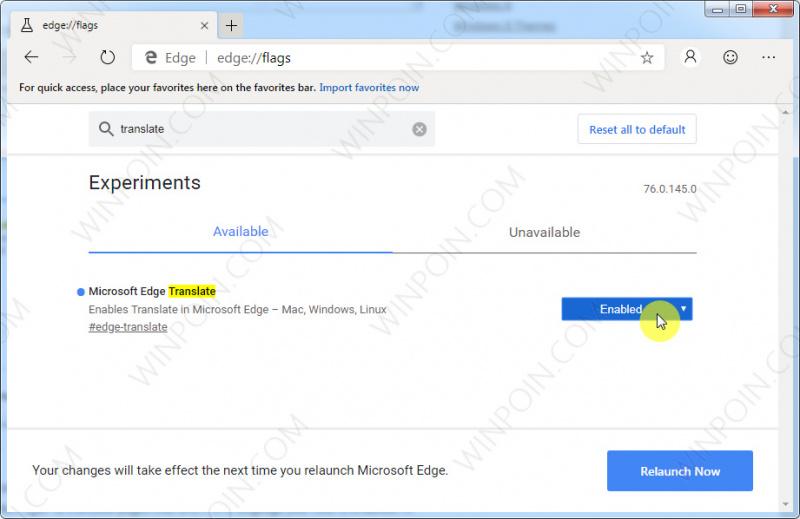 Cara Mengaktifkan Translate di Microsoft Edge Chromium (3)