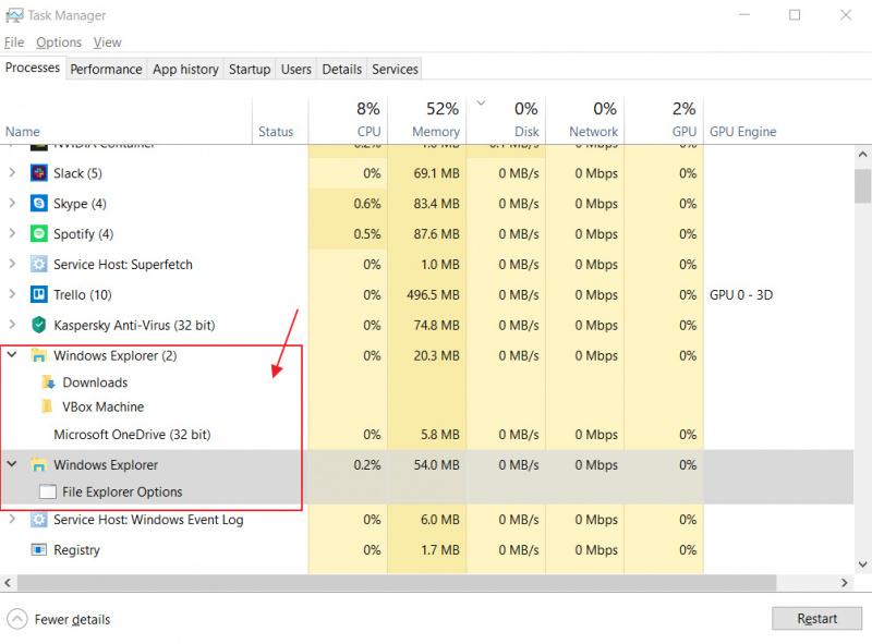 File Explorer Windows 10 Bisa Berjalan Dengan Proses Terpisah! Lalu Apa Manfaatnya?