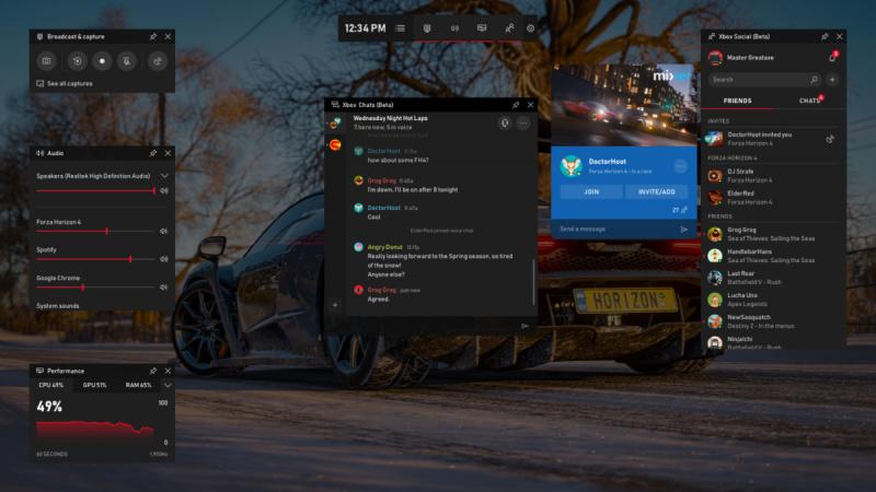 Microsoft mulai menguji beberapa fitur gres dalam channel beta untuk Game Bar di Windows  Game Bar Windows 10 Akan Mendapatkan Integrasi Spotify Dan Fitur Keren Lainnya!