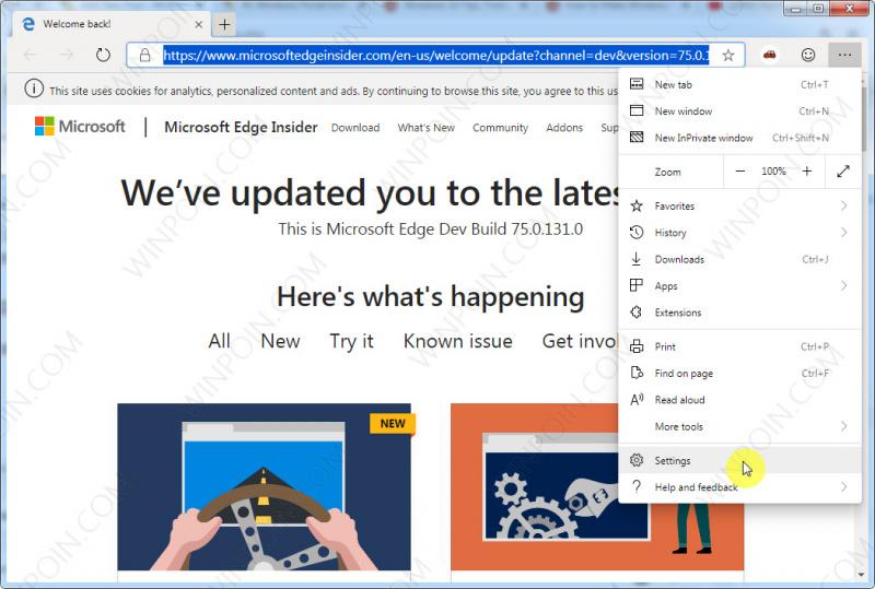 Cara Mencegah Microsoft Edge Menyimpan Password