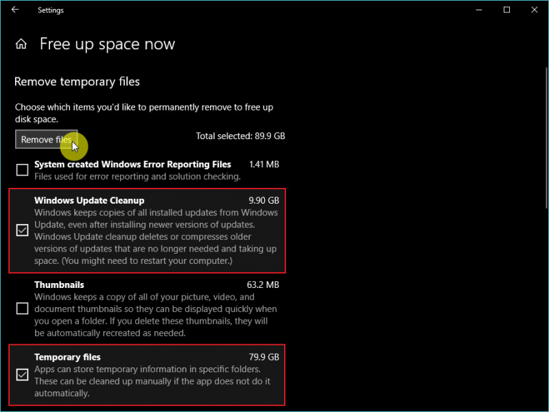 Cara Menghapus File Windows Update di Windows 10