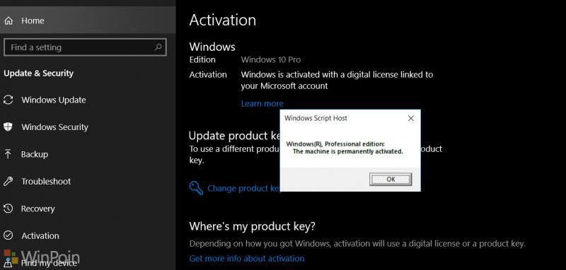 biasanya saya akan sering bercerita wacana pengalaman di  Keuntungan Menggunakan Windows 10 Original! Dan Perjalanan Saya Menuju Windows 10 Original!