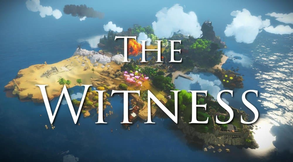 "ahad sudah berlalu maka game gratis dari Epic Games jadinya kembali Ayo Downlod Game ""The Witness"" Gratis di Epic Games Store!"