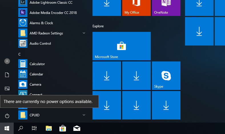 Cara Menghilangkan Tombol Shutdown pada User Biasa di Windows 10